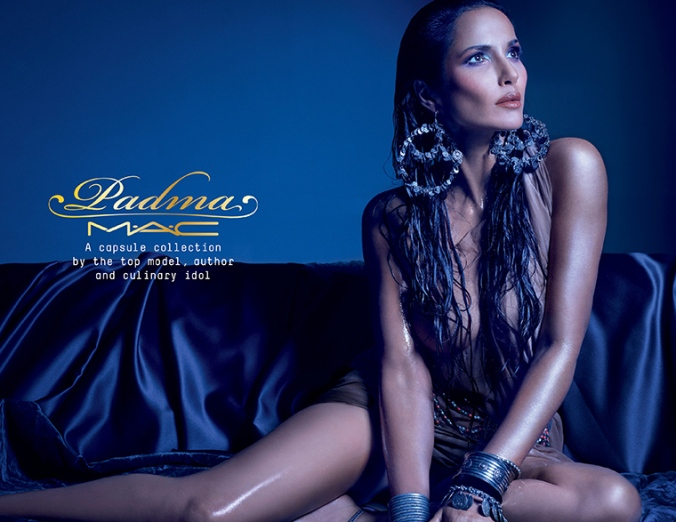 Padma Lakshmi for M·A·C 2018