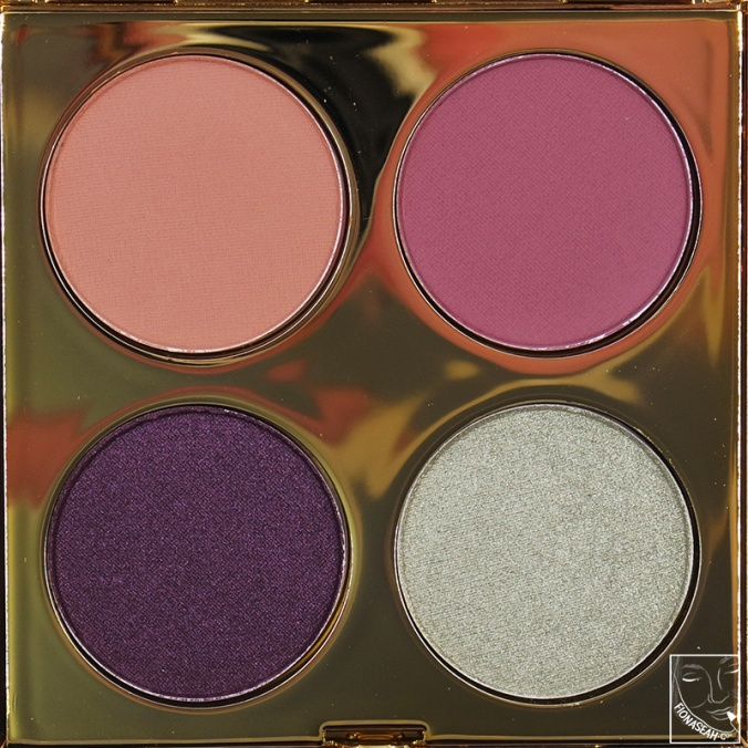 M·A·C × Padma Lakshmi Eye Shadow X4 in 70's Sunset