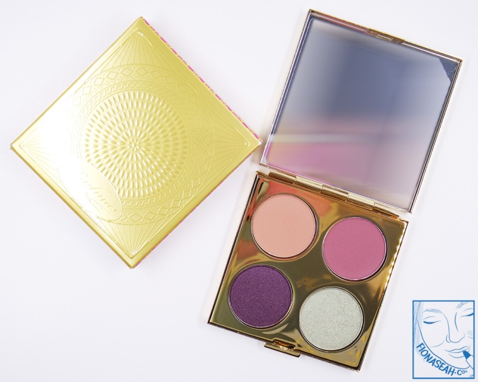 M·A·C × Padma Lakshmi Eye Shadow X4 in 70's Sunset (US$33)