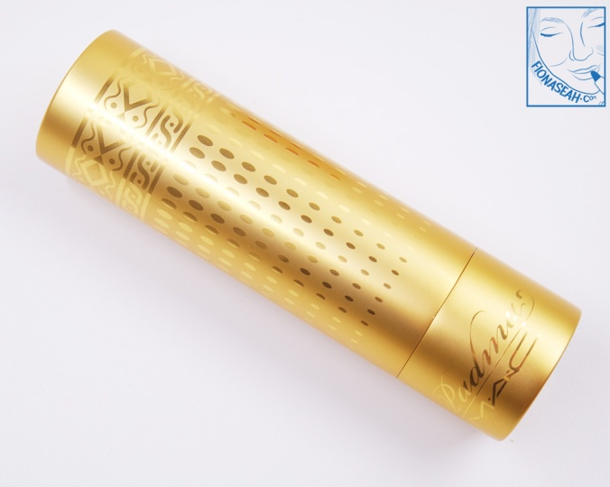 Breathtaking lipstick packaging