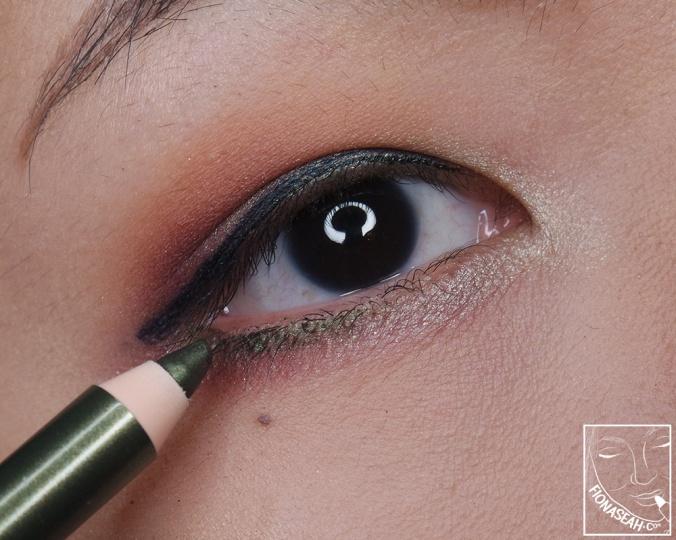 M·A·C× Padma Lakshmi Powerpoint Eye Pencil in Mossy Green
