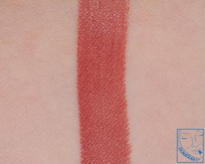 M·A·C× Padma Lakshmi lipstick in Nude Fudge