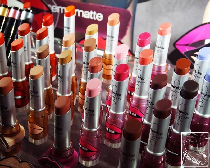Sea of lipsticks~
