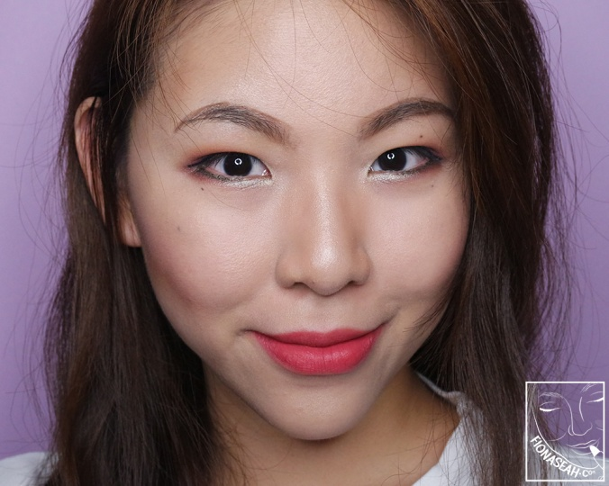 shu uemura × Yazbukey Rouge Unlimited Supreme Matte in Rose Flows