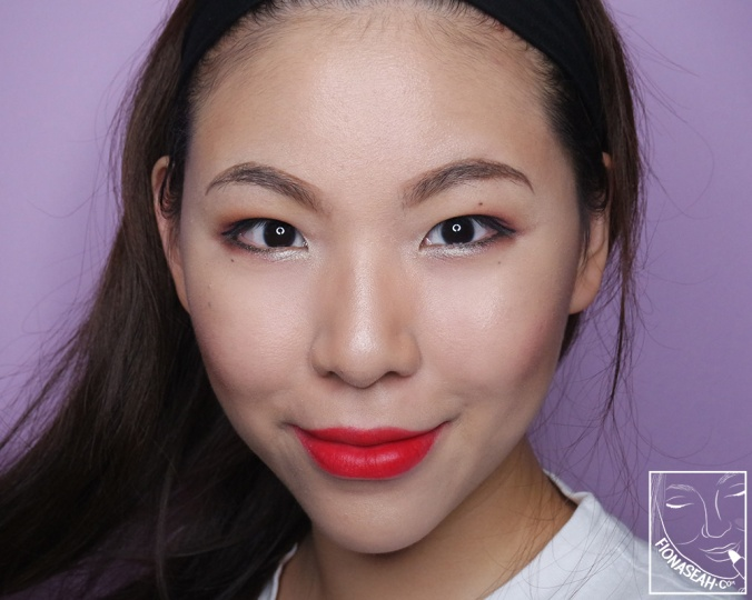 shu uemura × Yazbukey Rouge Unlimited Supreme Matte in Yaz Red