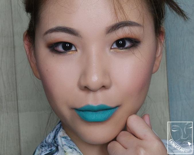 ColourPop Matte Lux Lipstick in Confetti Cake