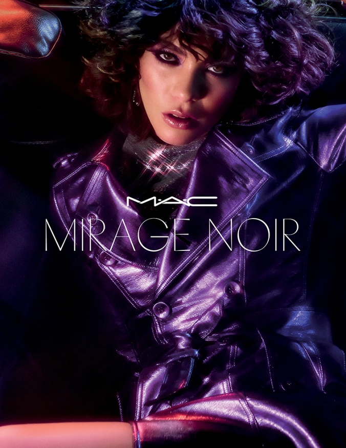 M·A·C Mirage Noir for Summer 2018