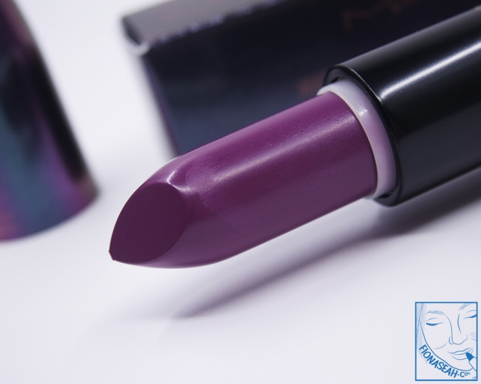 M·A·C Mirage Noir lipstick in Beach Nut (US$18.50)
