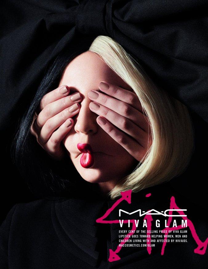 M·A·C Viva Glam Sia