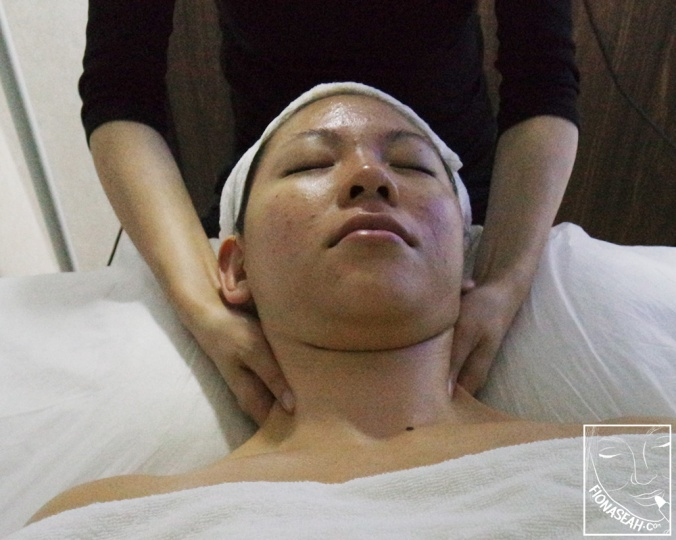 More massage!