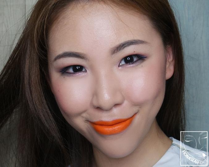 Fenty Beauty Mattemoiselle Plush Matte Lipstick in Saw-C