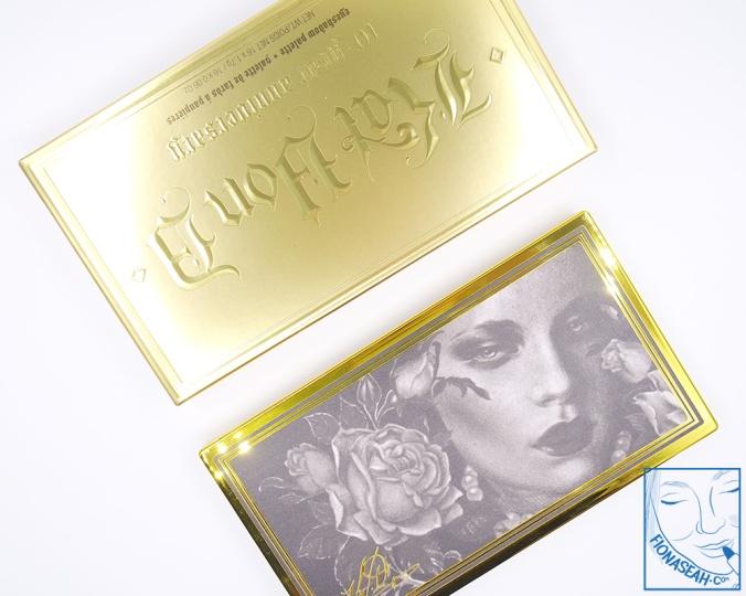 Kat Von D 10-Year Anniversary Eyeshadow Palette (US$52 / S$76)