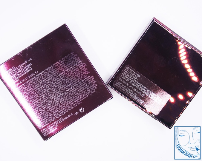 M·A·C × Aaliyah Eye Shadow X9 in Age Ain't Nothing