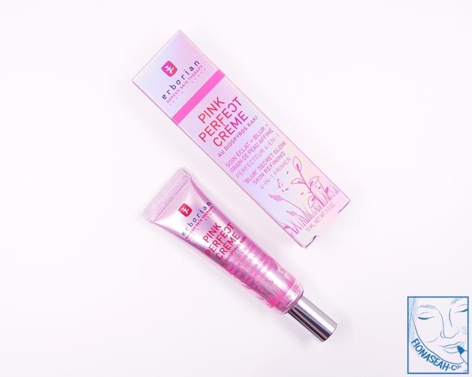 Erborian Pink Perfect Crème (15ml / S$24)