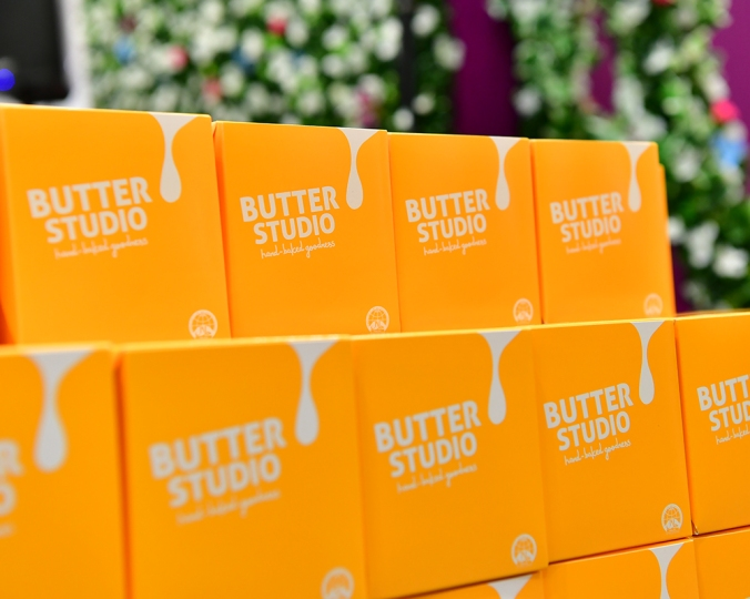 Guests were also treated to some delicious pastries and cakes by Butter Studio