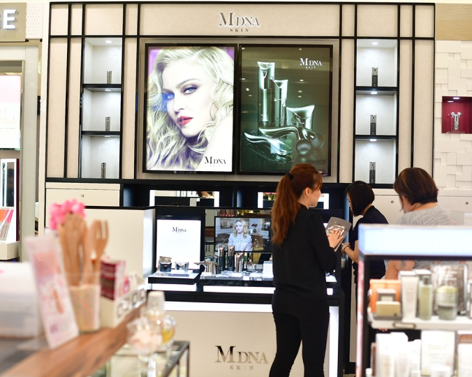 All hail the queen of pop: TAKASHIMAYA brings in Madonna's premium line of skincare products, MDNA SKIN