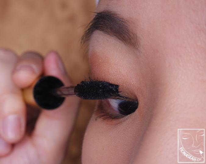 CEZANNE Glamourlush Curl Mascara