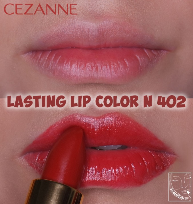 CEZANNE Lasting Lip Color N 402