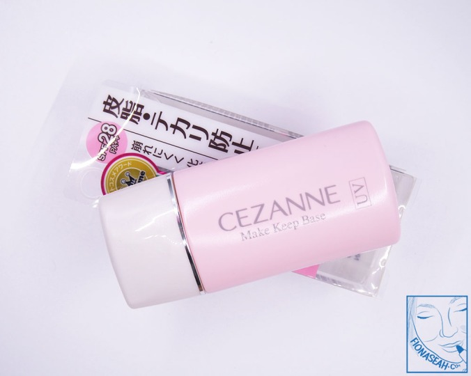 CEZANNE Make Keep Base (S$15.90)