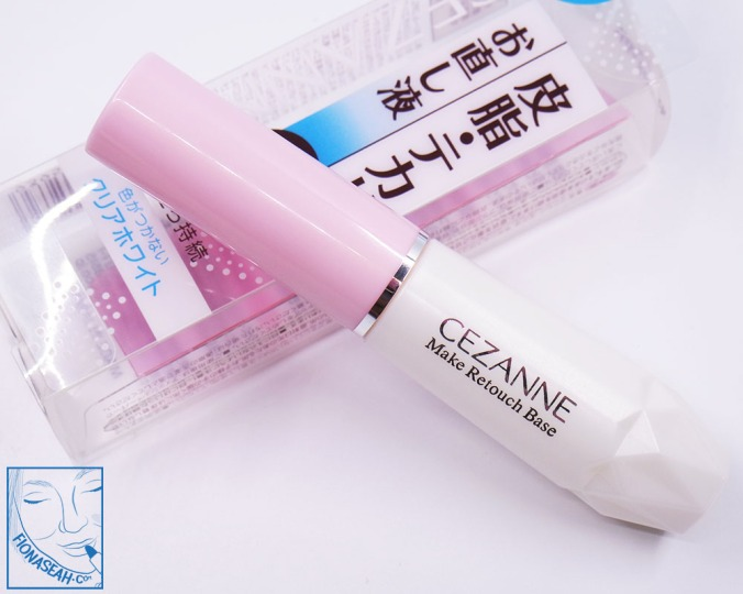 CEZANNE Make Retouch Base (S$9.90)