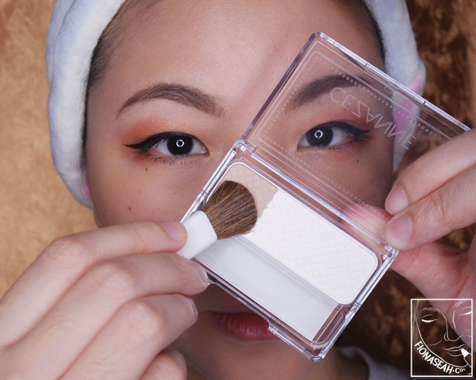 CEZANNE Nose Shadow Highlighter