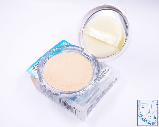 CEZANNE UV Clear Face Powder 01 (S$17.90)