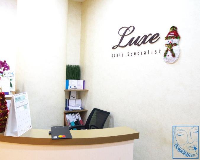 Luxe Scalp Specialist (Tampines 1)