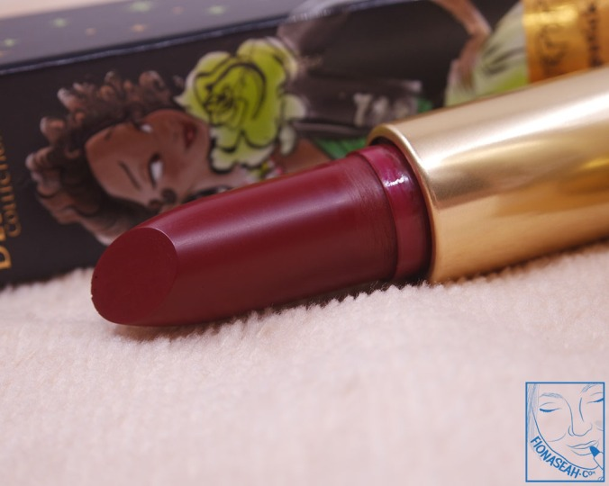 ColourPop Crème Lux Lipstick in Tiana (US$8)