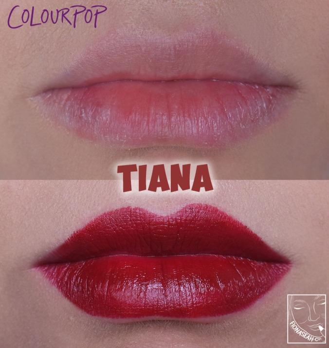ColourPop Crème Lux Lipstick in Tiana