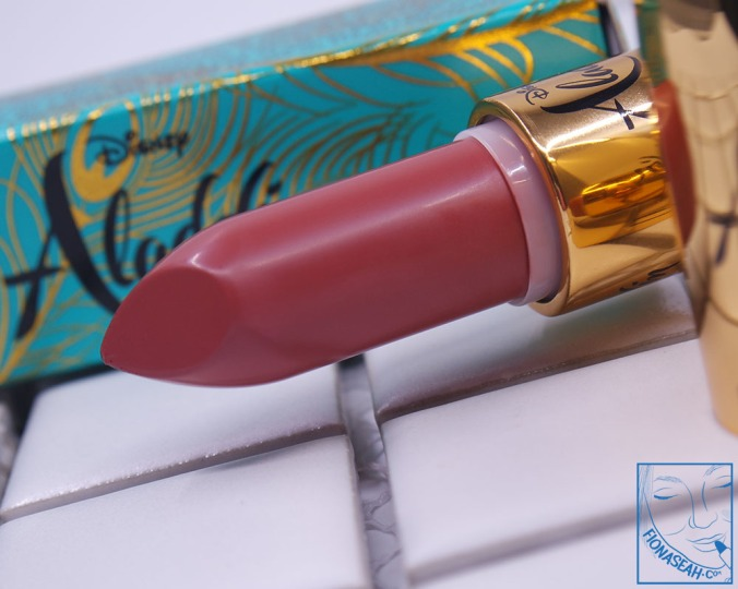M·A·C × Aladdin Lipstick in Princess Incognito (US$20)