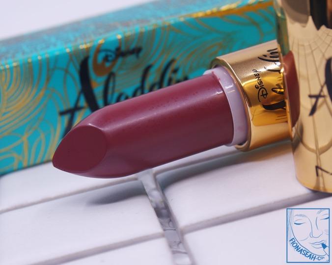 M·A·C× Aladdin Lipstick in Rajah (US$20)