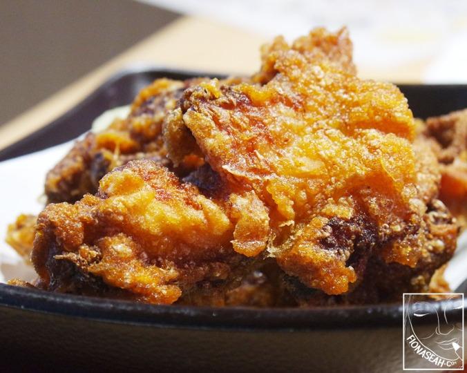 Chicken Karaage (S$4.80)
