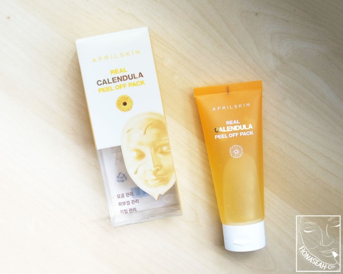 APRILSKIN Real Calendula Peel-Off Pack