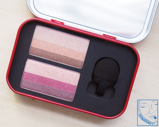 APRILSKIN Perfect Magic Dual Eyeshadow in Pure & Chic (product without plastic film)