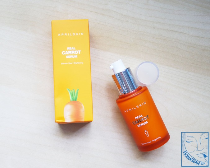 APRILSKIN Real Carrot Serum