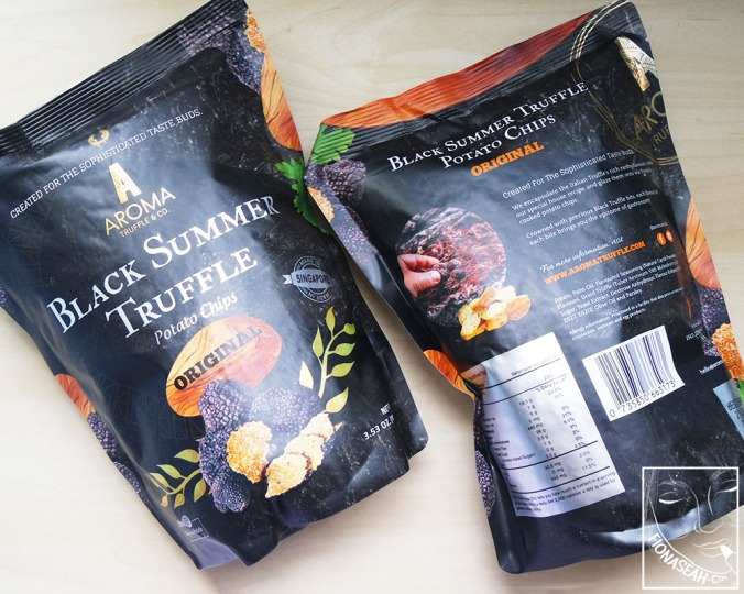 Aroma Truffle Chips in Original flavour