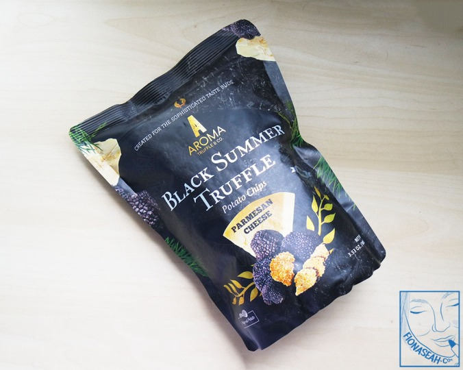 Aroma Truffle Chips in Parmesan Cheese flavour