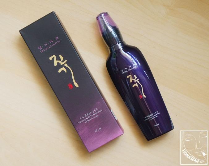 Daeng Gi Meo Ri Vitalizing Scalp Nutrition Pack for Hair Loss