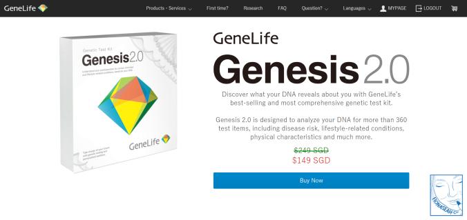 GenelLife Genesis 2.0