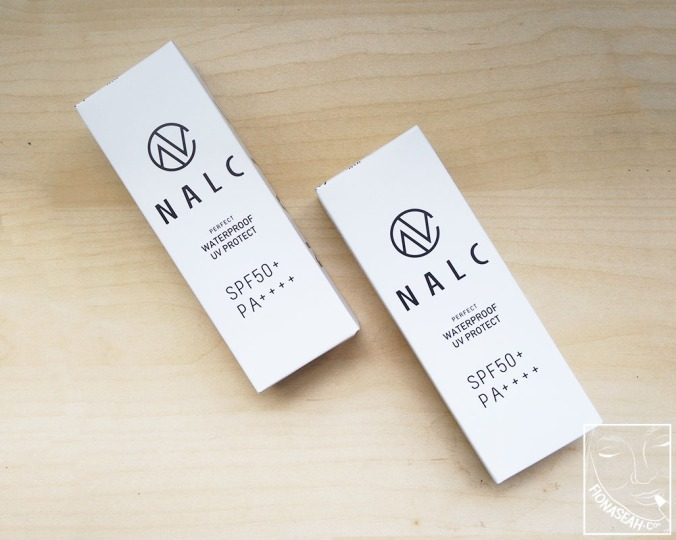 NALC Sunscreen Perfect Waterproof UV Protect SPF 50+/ PA++++ (S$34.90)