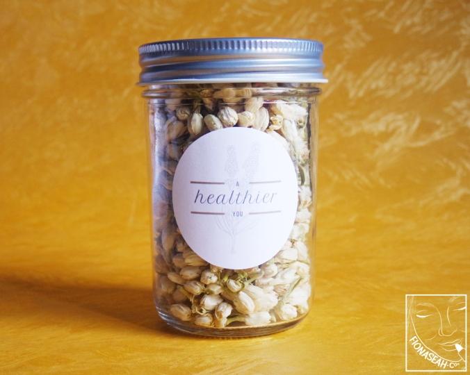 Jasmine Buds (25g, S$6)