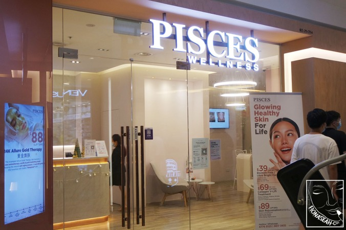 Pisces Wellness at Jurong Point 1